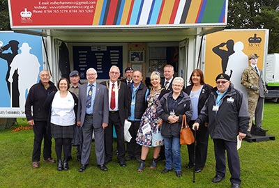 Rotherham MCVC Volunteers