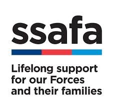 The ssafa logo.