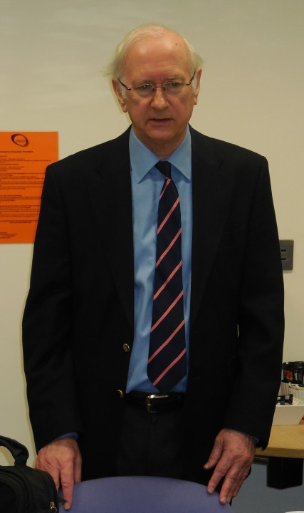The PCC for South Yorkshire, Dr Alan Billings.
