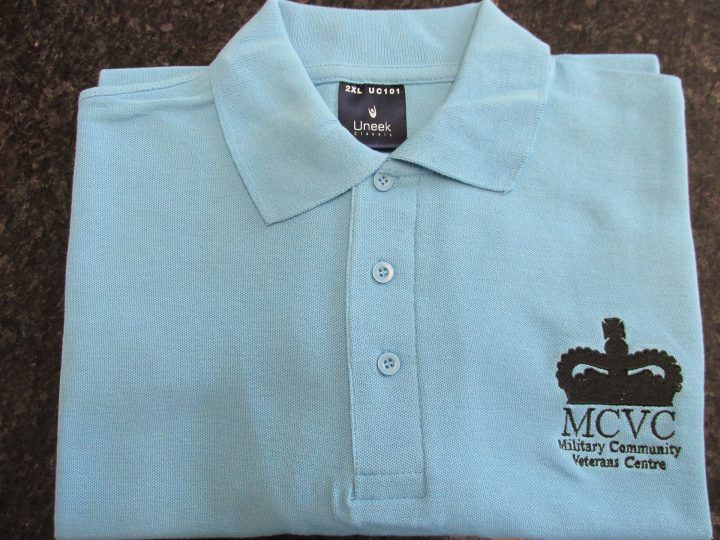 MCVC Polo Shirt