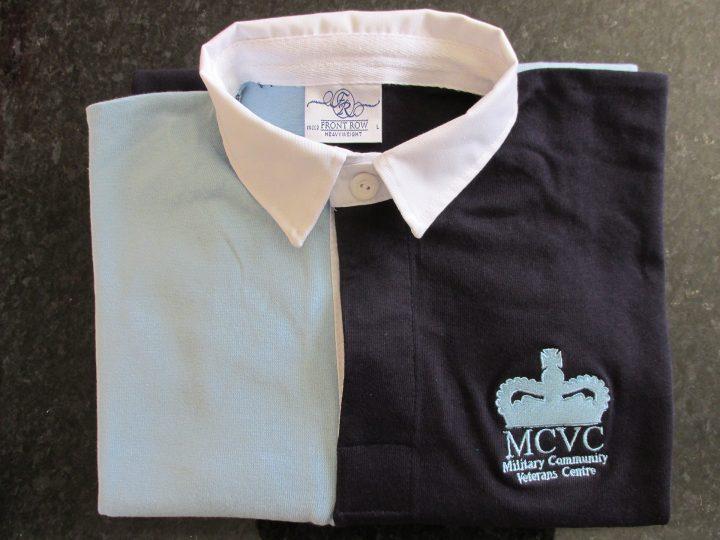 MCVC Rugby Shirt